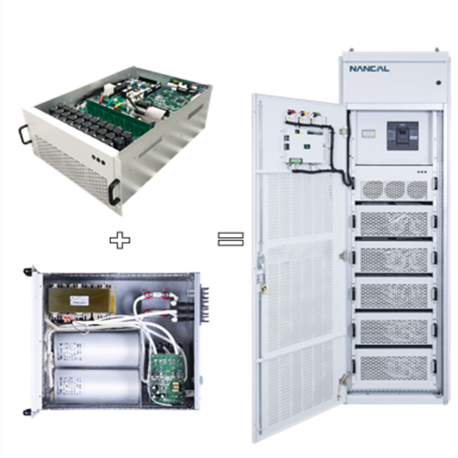 Nancal Hybrid Static Var Generator Svgc